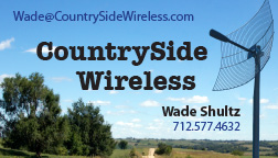 CountrySide Wireless Business Cards