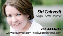 Siri Caltvedt Business Cards