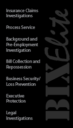 Bix Elite business cards, side two