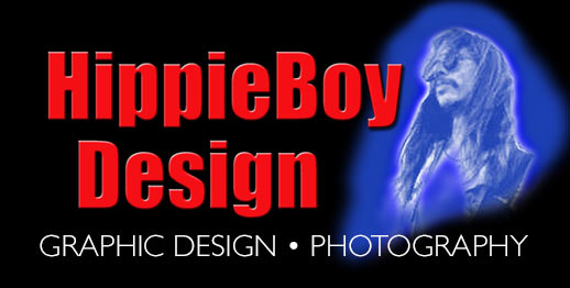 HippieBoy Design Logo